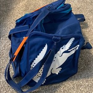 Lacoste Duffel Bag